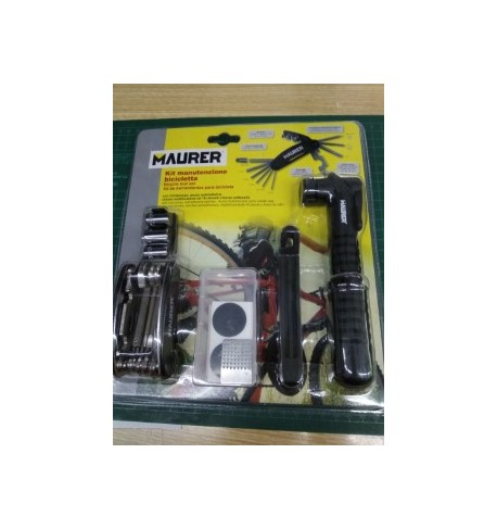 Kit herramientas  para bicicleta