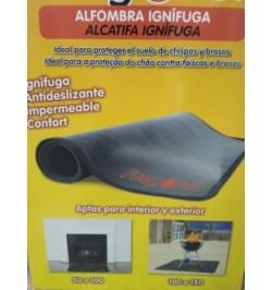 ALFOMBRA IGNÍFUGA   XL  100 X 150