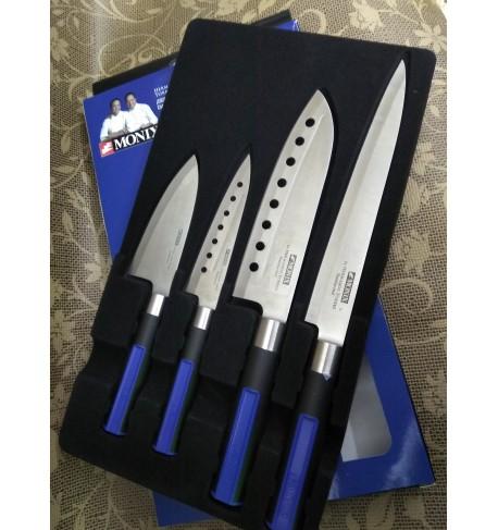 Juego cuchillos japoneses