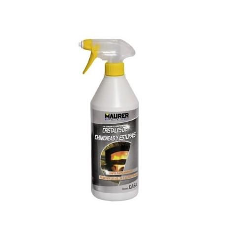 Limpiador para cristales de estufas y chimeneas - Maurer plus