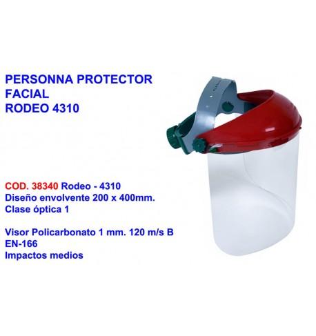 PROTECTOR FACIAL  PERSONNA